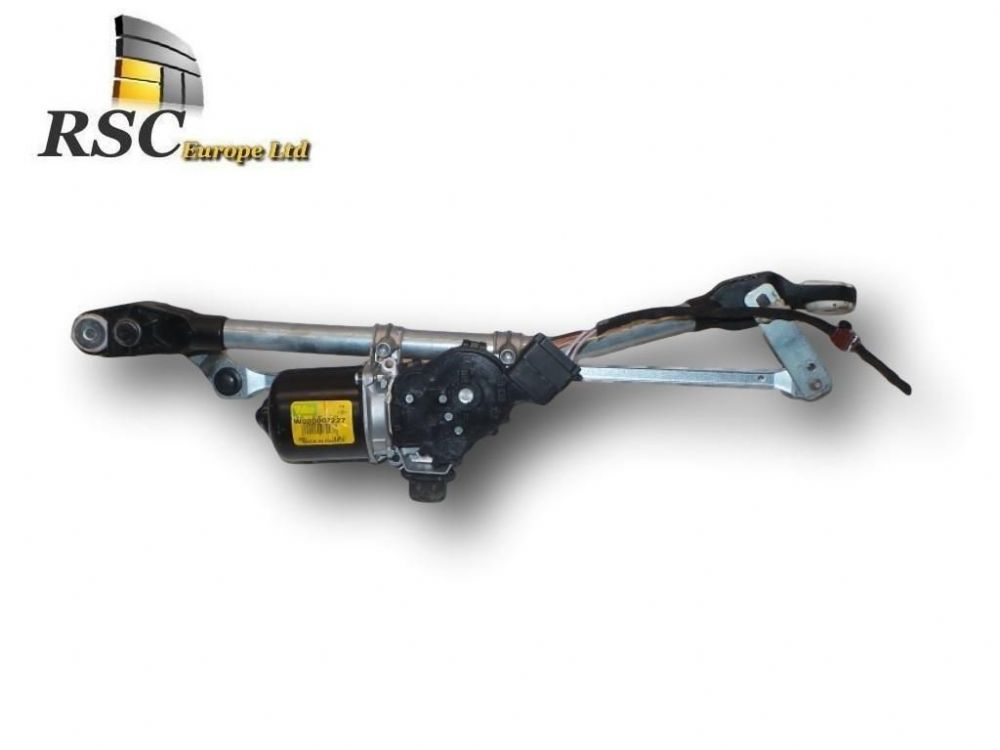 Renault Megane III USED Front Wiper Motor and Linkage 288000004R